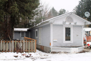 NEW PRICE - Affordable 2 Bedroom Mobile Home
