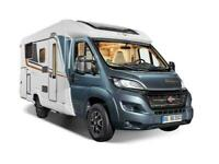 Burstner Travel Van 590G Low-Profile 2.3 Manual Diesel