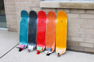 Skateboards and Accessories for Wholesale Pricing