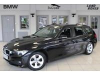 2014 63 BMW 3 SERIES 2.0 320D EFFICIENTDYNAMICS TOURING 5D AUTO 161 BHP DIESEL