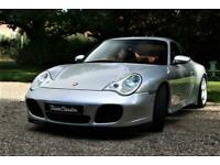 2002 Porsche 911 Carrera 4S (996)
