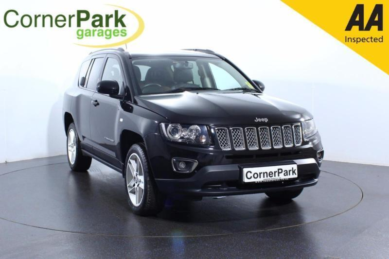 2014 JEEP COMPASS CRD LIMITED ESTATE DIESEL