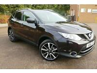 2016 16 Nissan Qashqai 1.6dCi Tekna 5 DOOR DIESEL MANUAL