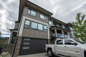 Stunning Modern Townhome in Lake Country with Lake View!!