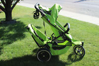 Phil and Teds Sports Stroller with accessories