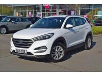 2016 HYUNDAI TUCSON Hyundai Tucson 1.7 CRDi Blue Drive SE Nav 5dr 2WD