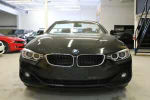 2015 BMW 428i xDrive Convertible LOW KMS ONE OWNER 905-270-0310