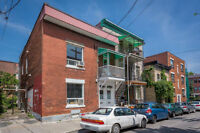 3 bedroom apartment heart of Plateau Mont Royal