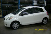 2008 TOYOTA YARIS LE AUTOMATIQUE