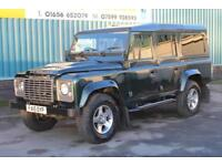 2015 LAND ROVER DEFENDER 110 TDCI 2.2 XS STATION WAGON LWB 7 SEAT DIESEL 6 SPEED