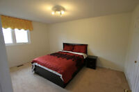 Fully Furnished Rooms For Rent: Minutes From Square One