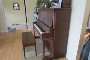 Antique Mason & Risch Piano
