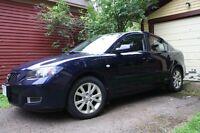 2008 Mazda Mazda3 GX Sedan