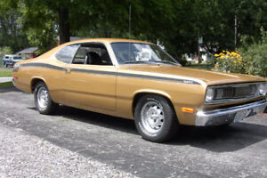 1972 PLymouth Duster 340 Original!