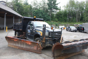 CAMION FORD 6 ROUES DRW F-550