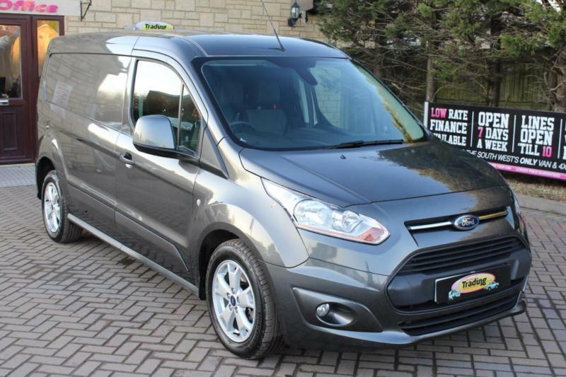 2015 ford transit connect 240 tdci 115 limited l2 h1 van diesel in cricklade wiltshire gumtree. Black Bedroom Furniture Sets. Home Design Ideas