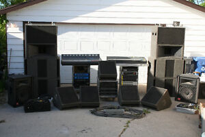 Audio System for Sale or Rent
