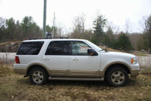 2005 Ford Expedition Eddie bauer As Is $6000 O.B.O