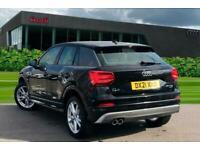 2021 Audi Q2 S line 40 TFSI quattro 190 PS S tronic Semi Auto Estate Petrol Auto