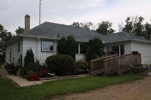 Fall in love with the open space this acreage offers