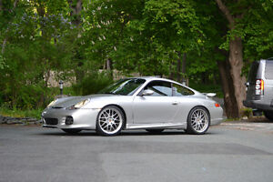1999 Porsche 911 (996) Coupe (2 door)