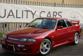 Nissan Skyline GTST R33 NISMO STUNNING CAR!! GTR looks