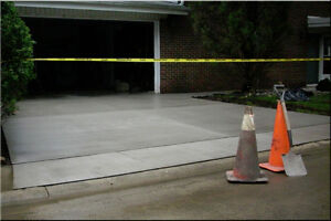 CONCRETE DRIVEWAYS PATIOS POOL DECKS www.aclandscaping.ca Windsor Region Ontario image 2