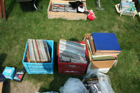 UP TO 100 33-RPM AND 78 RPM ALBUMS-$2 EACH OR TAKE ALL FOR $50