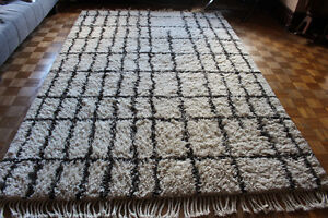 Crate and Barrel Wool Rug