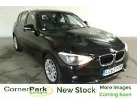 2012 BMW 1 SERIES 116D EFFICIENTDYNAMICS HATCHBACK DIESEL