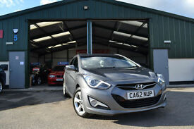 2012 Hyundai i40 1.7CRDi DIESEL MANUAL Active 1 OWNER FROM NEW