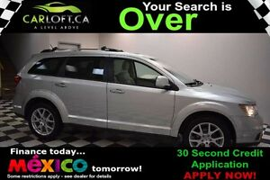 2012 Dodge Journey R/T AWD - LOW KMS**SUNROOF**HEATED LEATHER