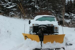2012 Ford F-250 Pickup Truck with Fisher V \Plow