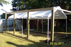 WEATHER LAST All Purpose CANOPY