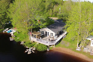 VIDEO: Turn-key cottage or year-round home; everything you need!