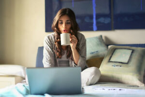 OWN AN ONLINE BUSINESS - WORK FROM HOME