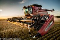 Looking for equipment operator on grain and cash crop farm