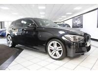 2015 64 BMW 1 SERIES 116D M SPORT AUTO DIESEL