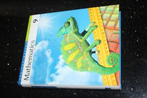 Addison-Wesley Mathematics 9 Hardcover Textbook