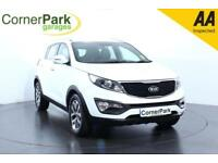 2015 KIA SPORTAGE CRDI AXIS EDITION ISG ESTATE DIESEL