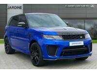 2021 Land Rover Range Rover Sport 5.0 P575 S/C SVR Carbon Edition 5dr Auto Estat