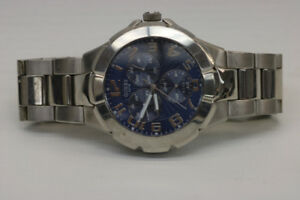 **CLASSIC** Guess I90199G2 Mens Watch (#1904)