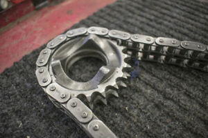 Drag Specialties 21 Tooth Compensating Sprocket & Primary Chain