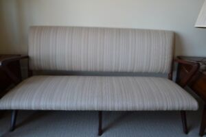 Mid Century Modern - Living room couch and two chairs