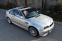 2004 Tiag BMW M3 Coupe (2 door)