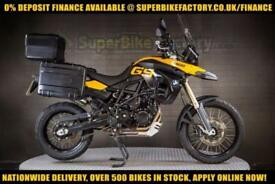 2010 10 BMW F800GS 800CC 0% DEPOSIT FINANCE AVAILABLE