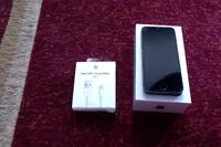 iphone 5S 16GB + étui et nouveau chargeur
