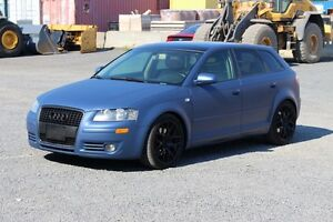Audi A3 2.0T 2006 139.000kms 6vit Manual