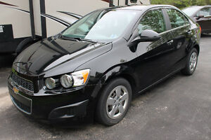 NEW PRICE - 2012 Chevrolet Sonic - only 63,000 km!