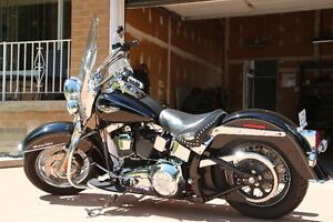 2006 Harley Davidson Softail Shriners Special Edition Motorcycle